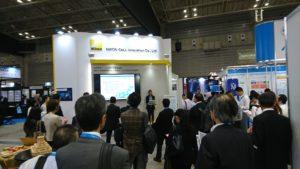 BioJapan 2018パシフィコ横浜にて開催
