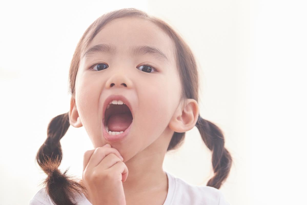 子どもの子守りと乳歯を大切に考えよう!