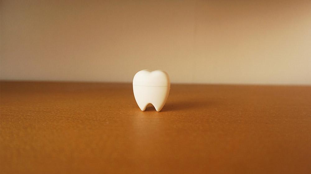 乳歯の保存ケース