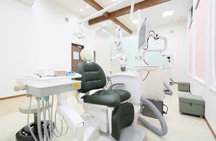 認定歯科施設の募集